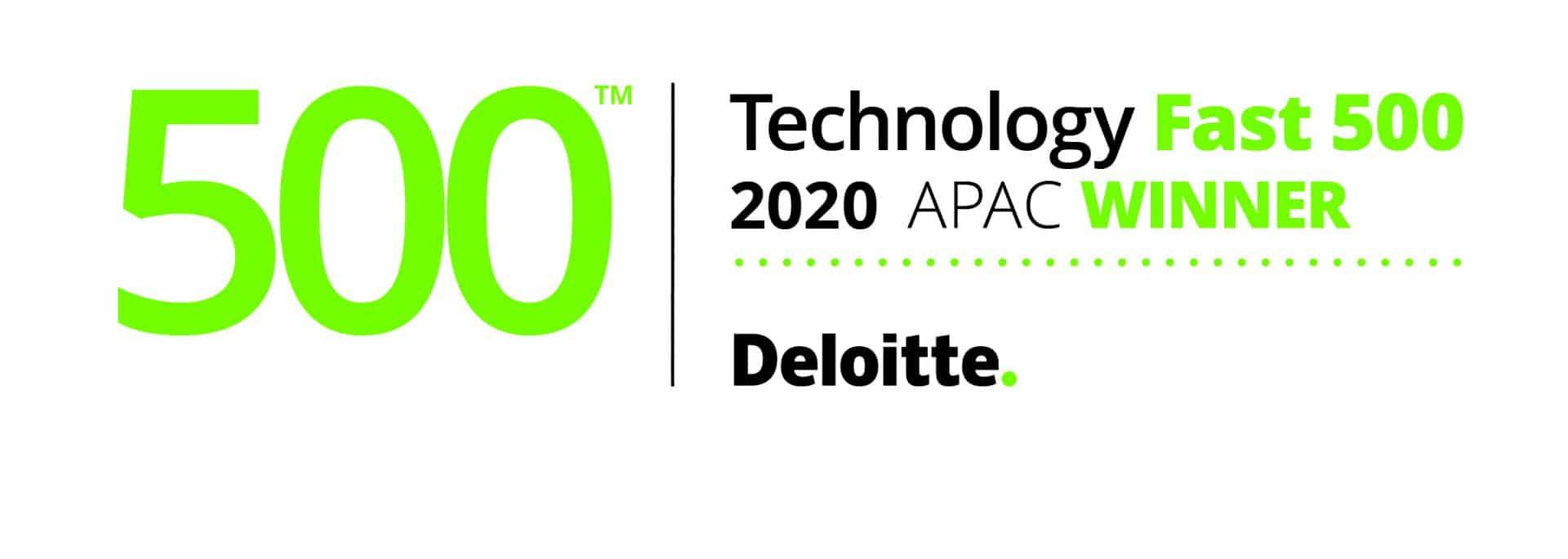 Deloitte Fast500 Winner APAC PRI CMYK