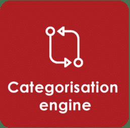 categorisation engine icon